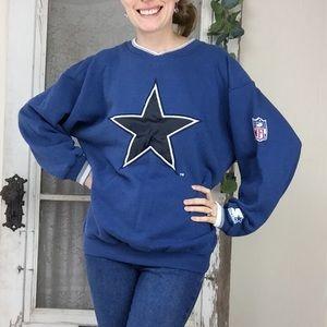 NFL ProLine Dallas Cowboys Pullover Sweater (FF7)